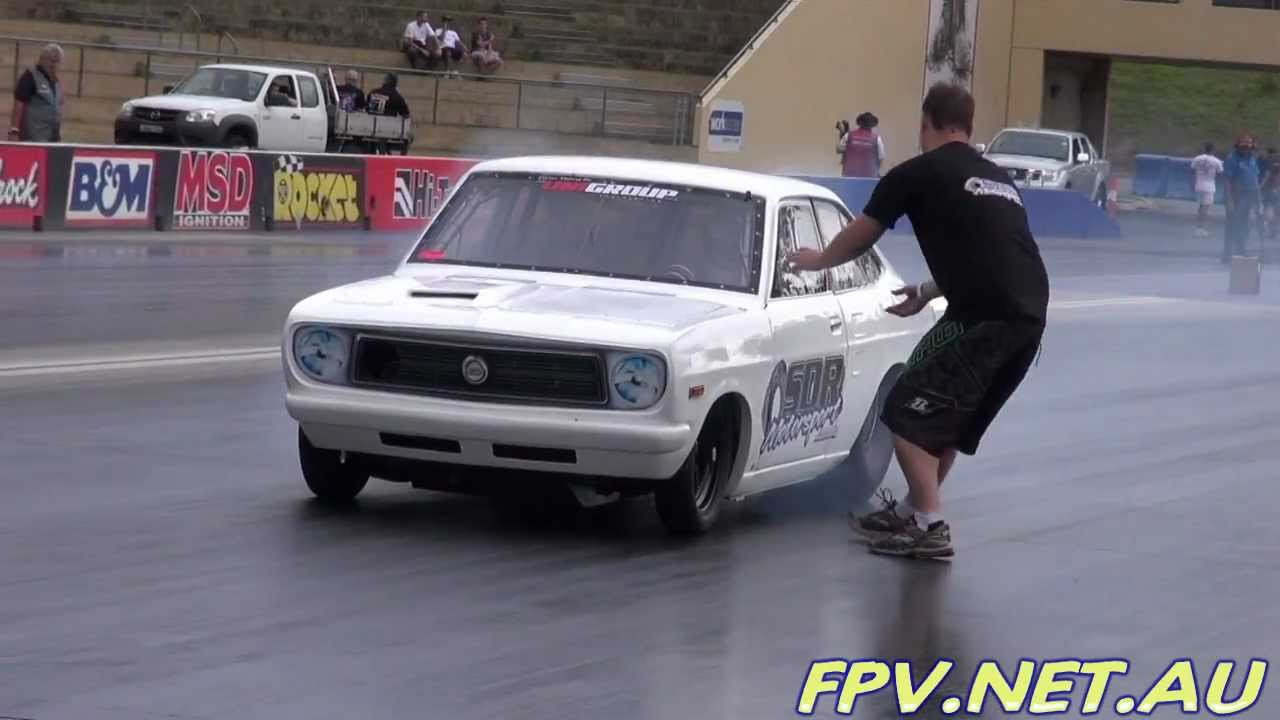 Mazda Rotary 13b R100 Rx2 Rx3 Rx4 Rx7 Datsun Coupe In Action At