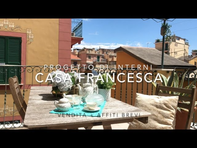 HOME STAGING | CASA FRANCESCA | AFFITTI TURISTICI