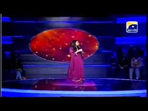 Mehwish Maqsood Singing Top 24 for Gala Round in Pakistan Idol