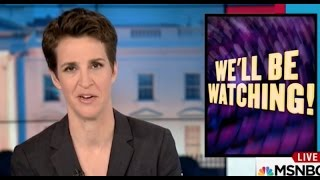 Has Rachel Maddow Lost Her Mind?