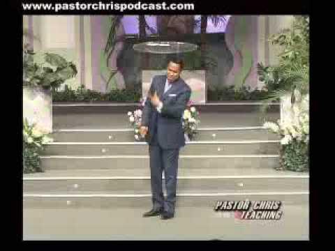 Pastor Chris: The Audacity Of Faith - Part 1