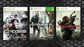 Crysis 3 - Xbox One X Backwards Compatible Gameplay