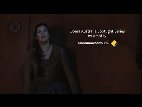 Spotlight - Moffatt Oxenbould Young Artist Program - Nicole Car - Opera Australia