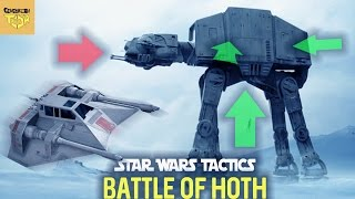 Star Wars Tactics Examined: Battle of Hoth