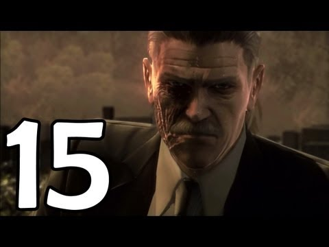 Metal Gear Solid 4 - The Movie -15- Revelations (Ending)