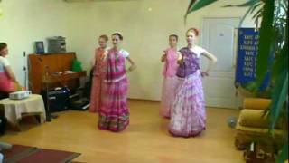 Мариупольская ятра - танец гопи