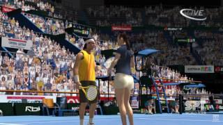 Virtua Tennis 3 PSP Gameplay HD