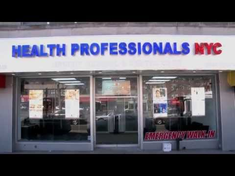Health Professionals NYC Forest Hills Queens NY Office