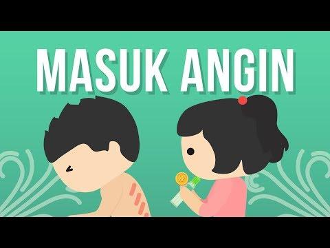 Penyakit Apakah Masuk Angin Sebenarnya? [indonesia Only]