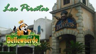 1991 - 2012 : OnRide Los Piratas - Bellewaerde Park