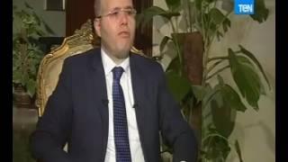 """وزير البيئة: سأستقيل حال فشلى فى السيطرة على تلوث نهر النيل """"فيديو"""""""