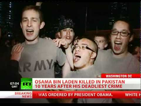 Osama Bin Laden 'killed in Pakistan', body 'buried at sea'