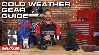 Motorcycle, ATV, UTV Cold Weather Essentials