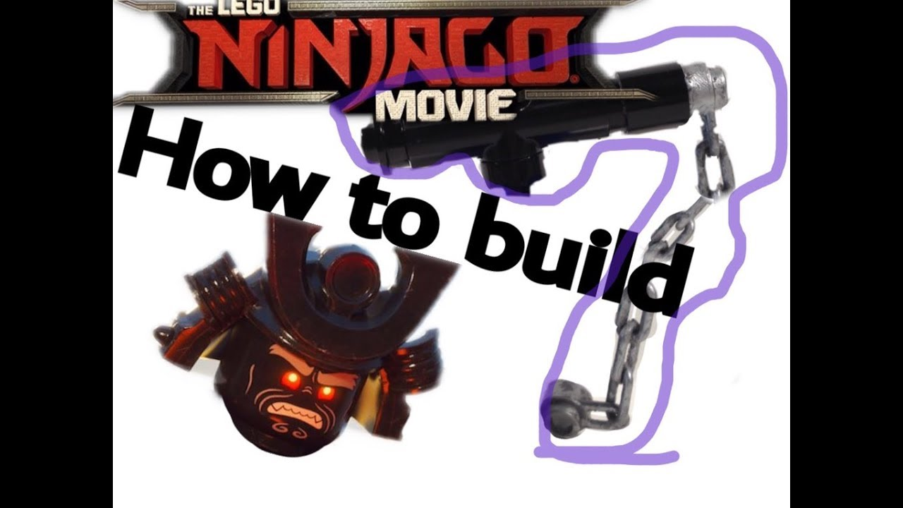 LEGO NINJAGO MOVIE How To Build: The Ultimate Ultimate ...