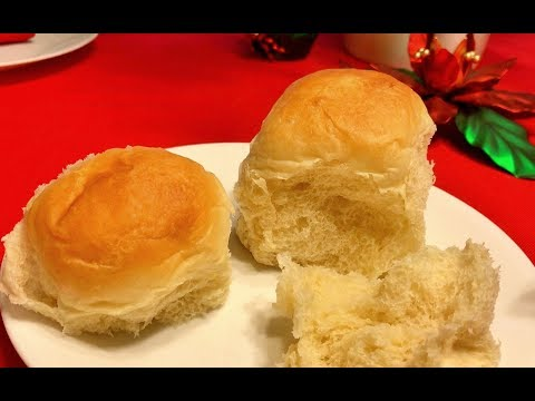 Super Soft Bread Machine Yeast Rolls