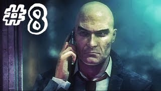 Hitman Absolution Gameplay Walkthrough Part 8 - Vixen Strip Club - Mission 5