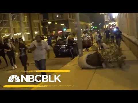 Dozens Arrested During Third Night Of Violence In St. Louis | NBC BLK | NBC News