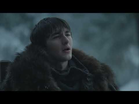 Jaime Lannister And Bran Stark Reunion | 1080p