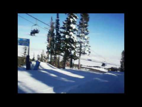 Skiing in Red Lodge Montana!!!