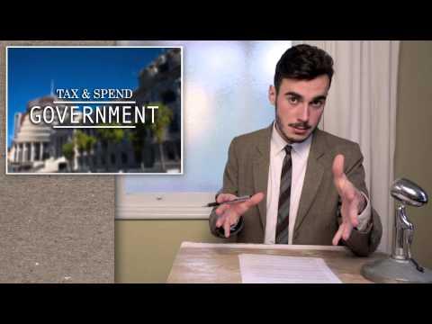 Social Bonds | White Man Behind A Desk