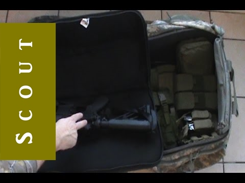 Modern Minuteman Load Out Gear Bag - Scout Prepper