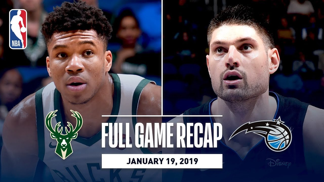 Full Game Recap: Bucks vs Magic | Bledsoe Scores Season-High 30