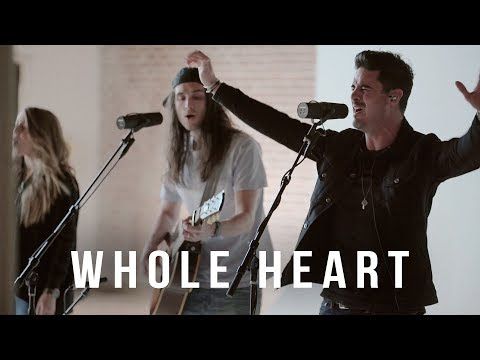 Whole Heart  Passion  New Song Cafe