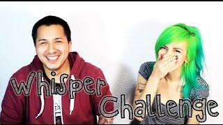 Whisper Challenge con Miranda Ibáñez
