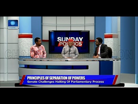 2019 Election: Can The Court Stop NASS Electoral Amendment Pt.1 |Politics Today| streaming vf