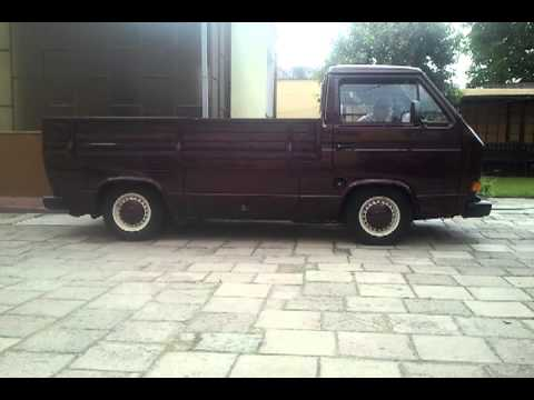 vw t3 pritsche airride youtube. Black Bedroom Furniture Sets. Home Design Ideas