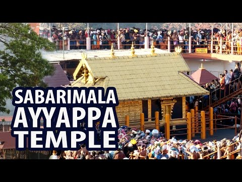 2017 Sabarimala Temple | A Journey from Pamba to Sabarimala