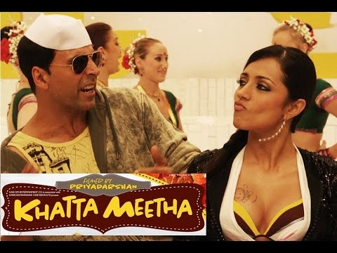 Khatta Meetha ll Full Hindi Movie ll A Priyadarshan Movie