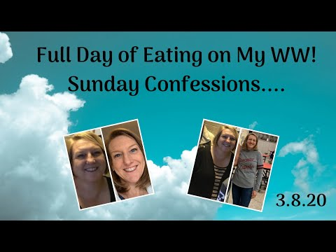 Chatty Sunday...Full Day of Eating on My WW...Eating at a Party! from YouTube · Duration:  18 minutes 11 seconds