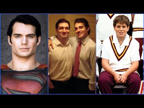 Henry Cavill - Rare Photos   Lifestyle   Childhood   Family   Friends