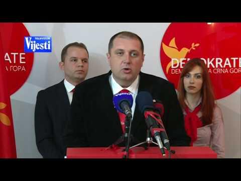 DEMOKRTE TUZI - TV VIJESTI 26.03.2017.