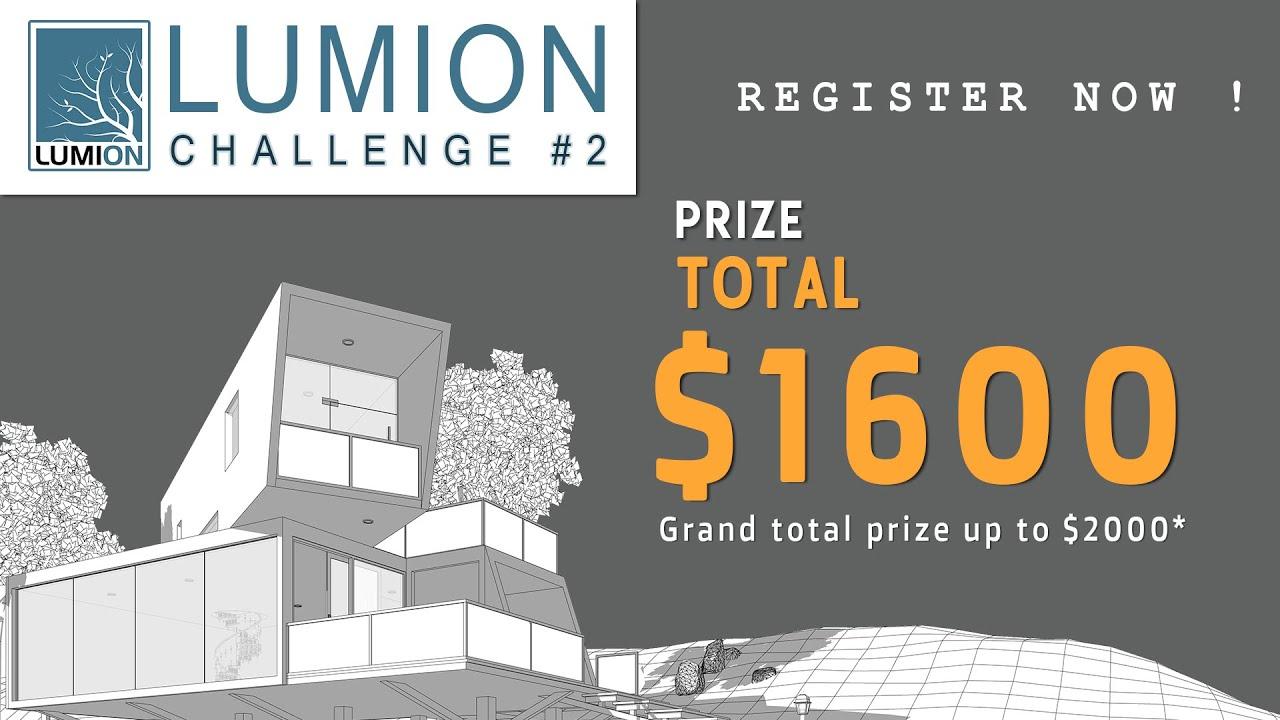 Lumion Challenge #2  [ 10 - 30 December 2019 ]