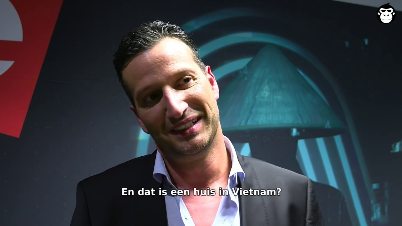 Axel wint 'De Mol':