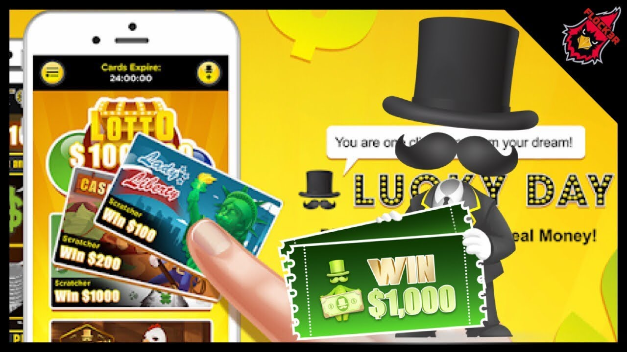 10 09 MB] Lucky Day App iPhone What did I Win Today
