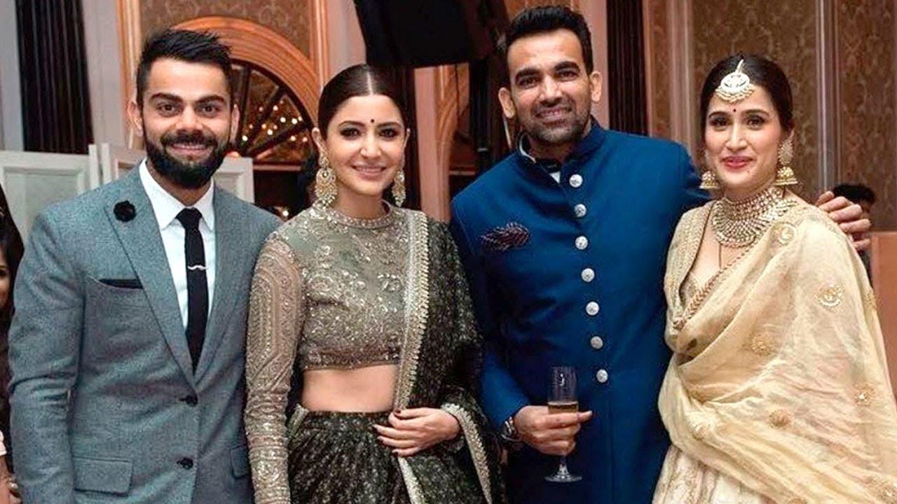 Zaheer Khan Marriage Videos Zaheer Khan Wedding Re...