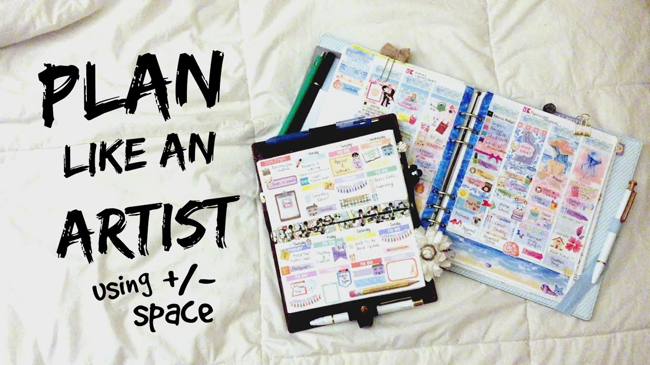 Space Planning no white space planning vs. white space planning || plan like an
