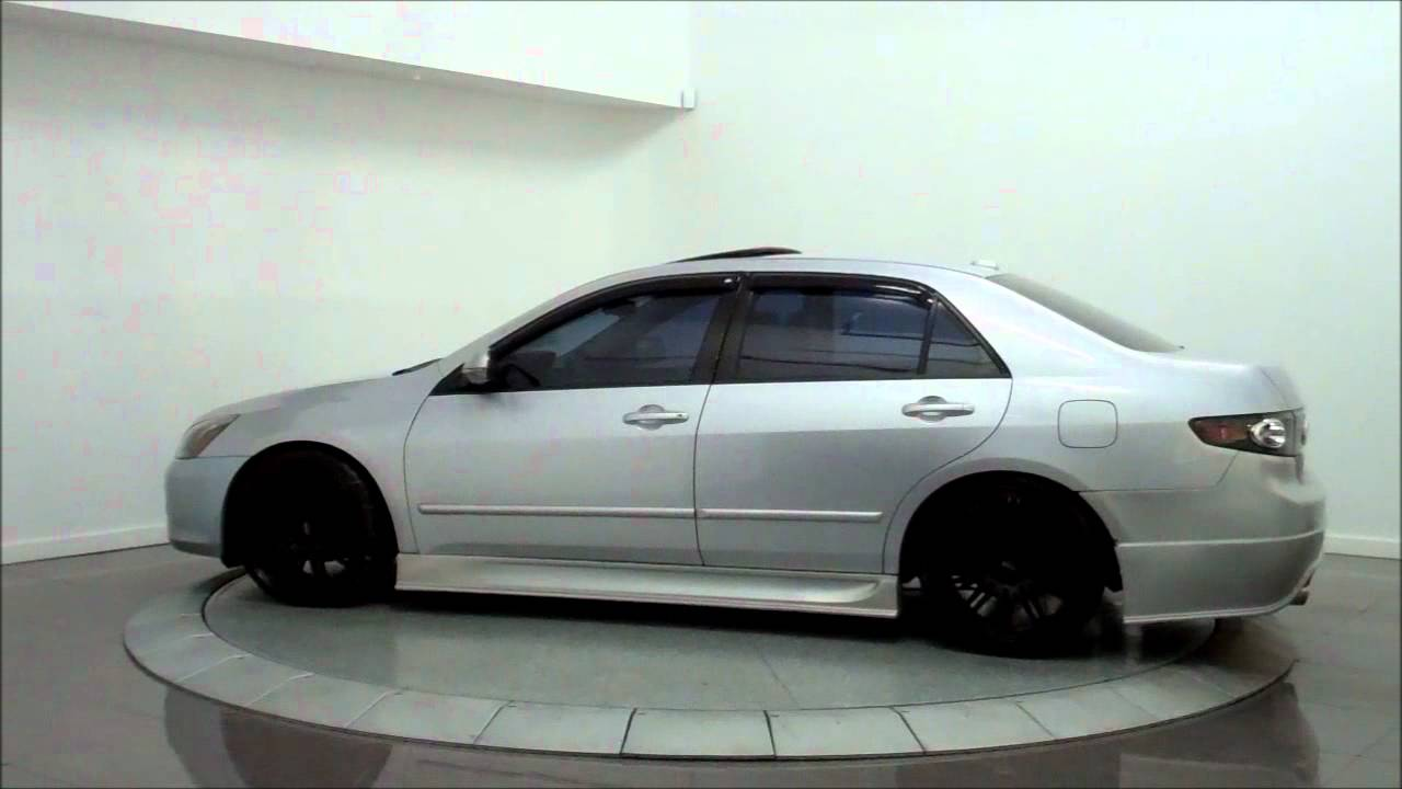 2004 Honda Accord Ex L V6 Youtube