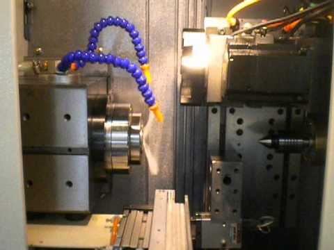 pentamac mini tornio cnc 32ts youtube