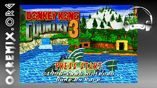 OC ReMix #2552: Donkey Kong Country 3 (GBA)