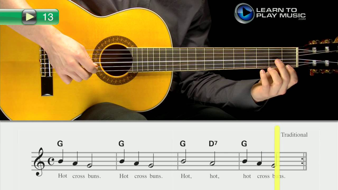 Cross Guitar Book Ex013 How To Play Guitar For Kids Guitar Lessons For Kids Book 1