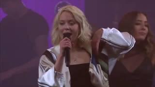 """Zara Larsson """"Ain't My Fault"""" LIVE at Volkswagen Garage Sound Concert 2018"""
