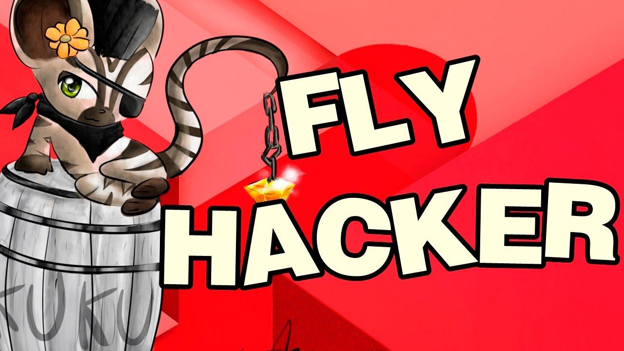 hack fly para transformice