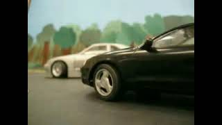 Initial D - Ghetto Stage