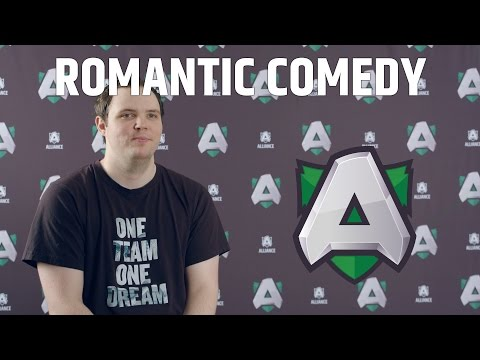 [A] question for Alliance Dota - Romantic Comedy - powered by GG.Bet