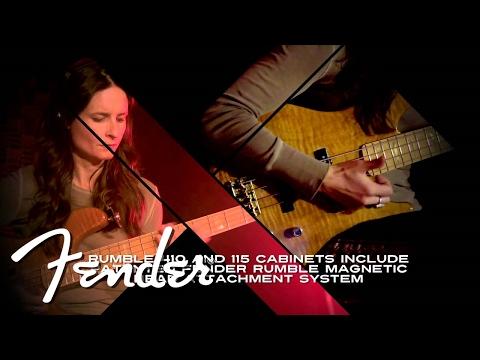 Fender 2014 Rumble Bass Amps | Fender