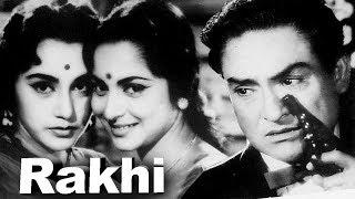 Rakhi - Ashok Kumar, Waheeda Rehman, Pradeep Kumar - B&W - HD